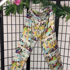 Comics Silk Pajama